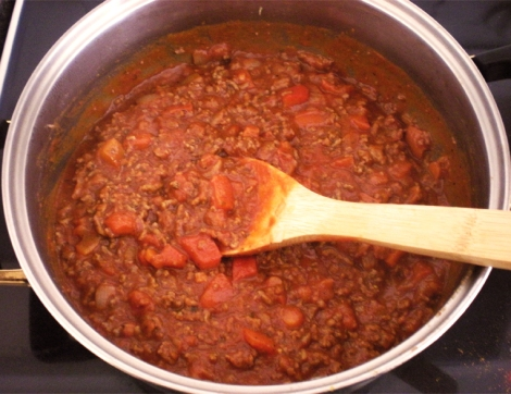 quick easy meat sauce